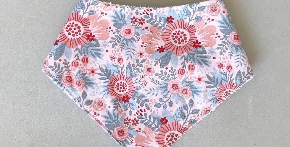 Babador bandana // floral