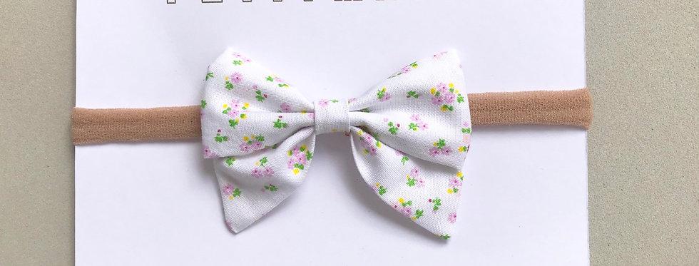 Laço sailor baby // floral mini