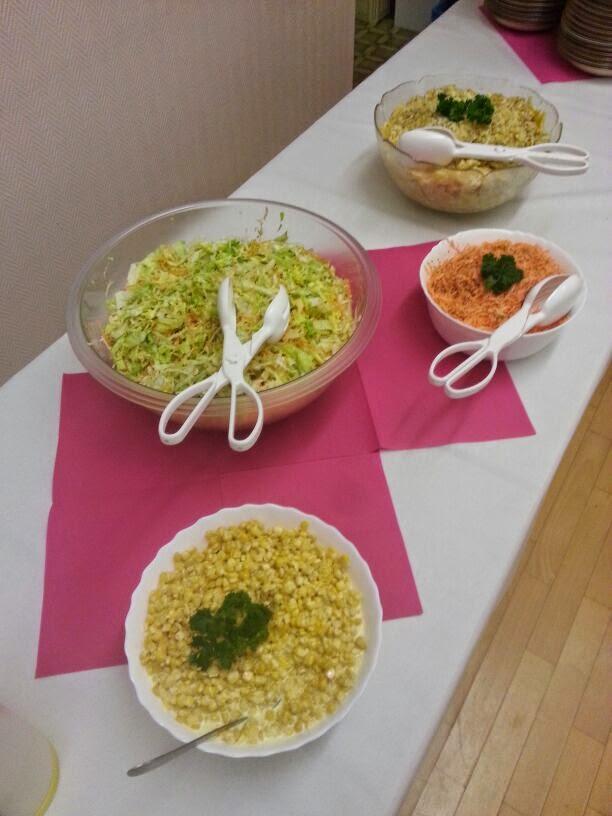 Picasa - Salat Büffe
