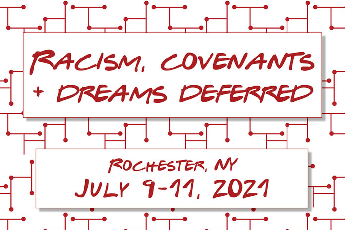 Racism, Covenants, & Dreams Deferred - a weekend of community-wide Long Table conversations