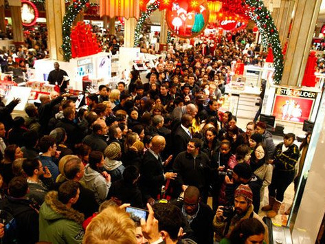 The Rise of Black Friday Shopping in Canada