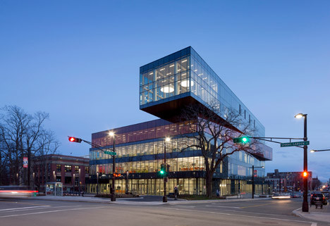 Despite Dreary Atmosphere and Communist Bloc Architecture, Killam Comes Out on Top While Citadel Lib