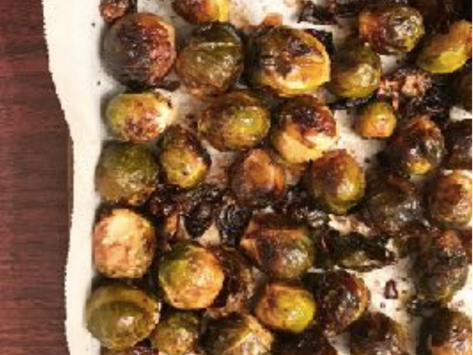 Redefined Brussel Sprouts