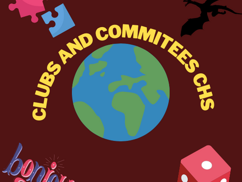 Clubs and Committees at CHS
