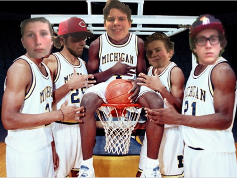 Trollope One-Timers' Fab Five Make it to Conference Finals, Controversially Ousted in Sudden Dea