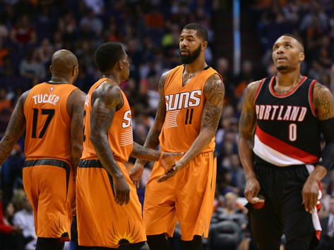 A Dark Time for the Suns: How a Promising Young Team Evolved Into a Dysfunctional Bottom Feeder