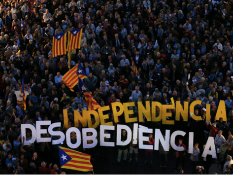 """Catalonian Referendum: The How's, Why's and """"Where do we go from Here's"""""""