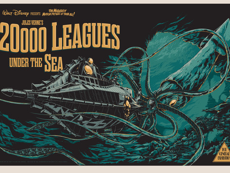 Film Review: 20,000 Leagues Under the Sea
