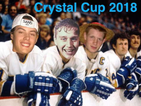 """""""The hardest trophy to win in all of sports"""" Citadel High School's Crystal Cup Tournament overcomes"""