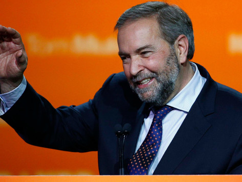 Why The NDP Failed