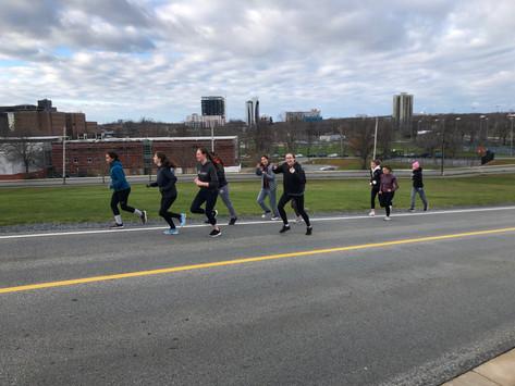 Girl's Running Club