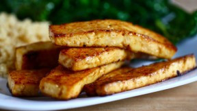 Recipe of the Month: Simple Baked Tofu