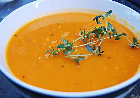 Reality Bites: Roasted Butternut Squash Soup
