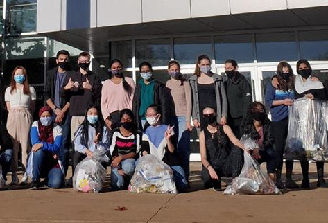 Learn About Citadel's Friday Cleanups