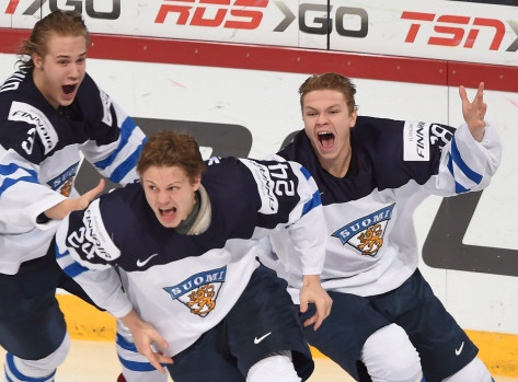 Host Finland Thrives, Disappointing Exit for Team Canada