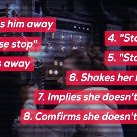 Η προβληματική προσέγγιση γυναικών του Harison Ford στις ταινίες Star Wars, Indiana Jones κ.α