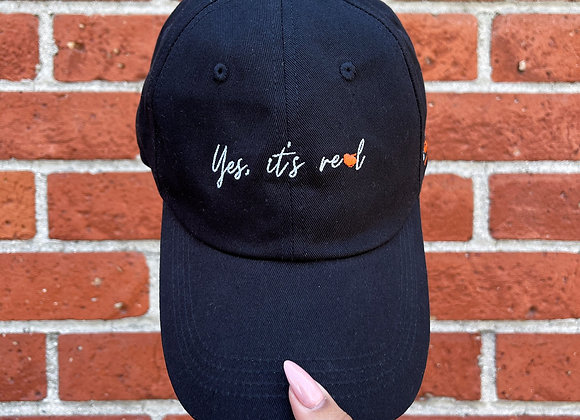 Yes, It's Real Dad Hat