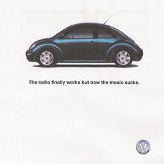 VW Print Ad