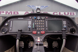 ZU-WES control panel