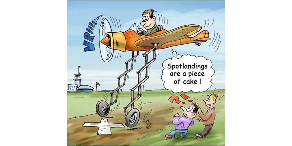 July Spot Landing Challenge @ FAPM