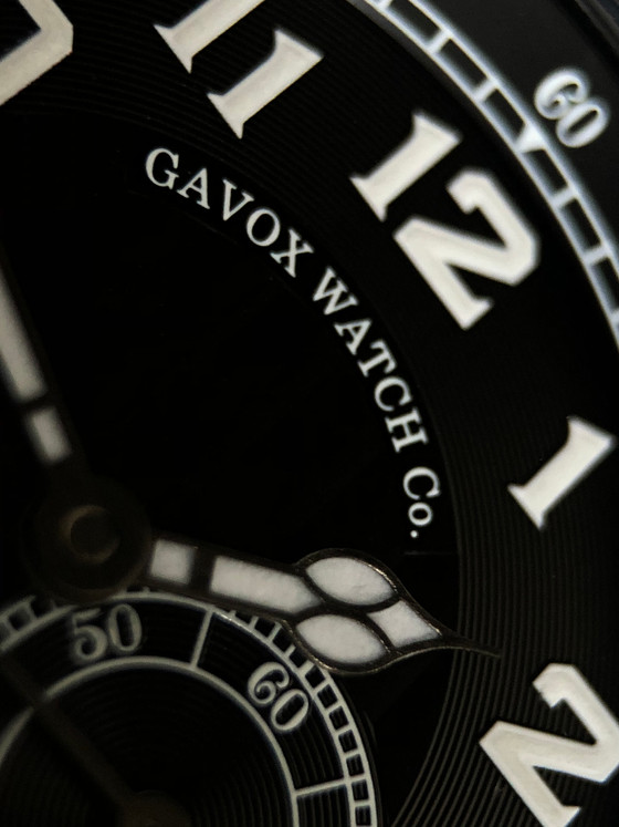 Can smaller brands raise the quality bar in the watch world? Enter Gavox Watches