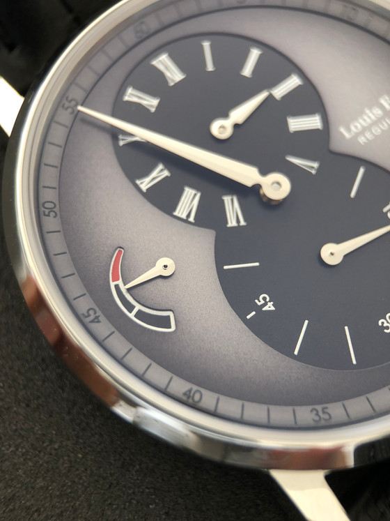 Precision is key - the Louis Erard Excellence Regulator