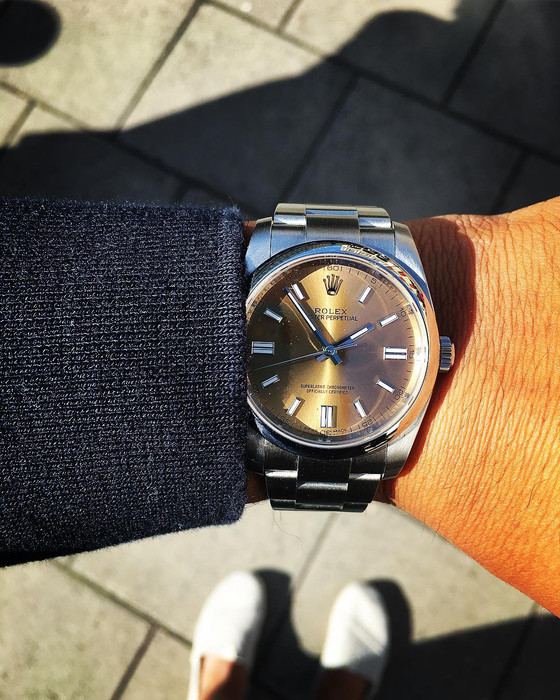 The Oyster perpetual, an entry level to what exactly?