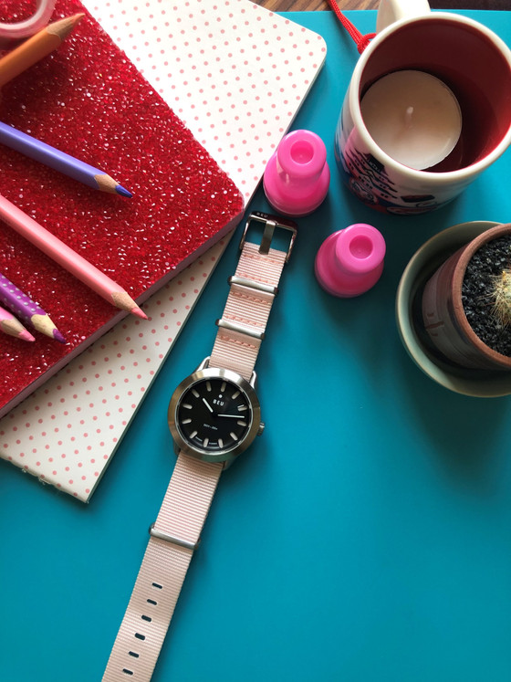 Women's watches, a glimpse on what they want : the Beu Solid 20 ATM 36mm