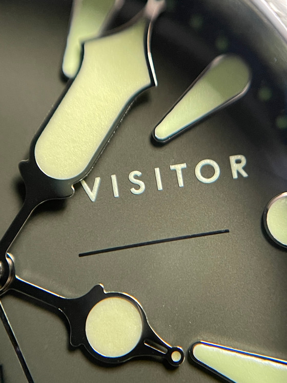 A 44mm beast which looks incredible - The Visitor Dunshore Shallows