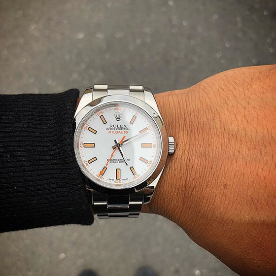 The Rolex Milgauss: unloved but why?