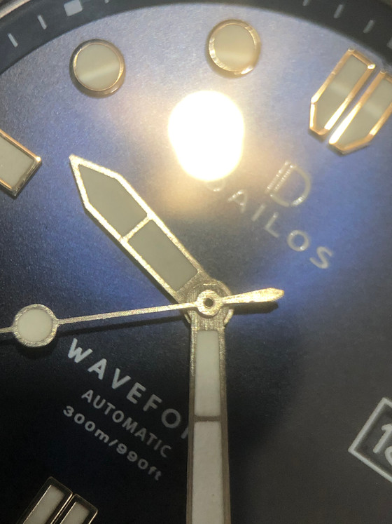 We don't need to ask Seiko to make a Titanium Diver - The Dailos Waveform
