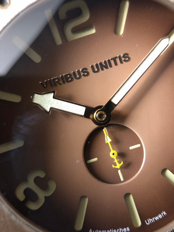 A tool watch in the whole sense of the word - the Viribus Unitis IR27