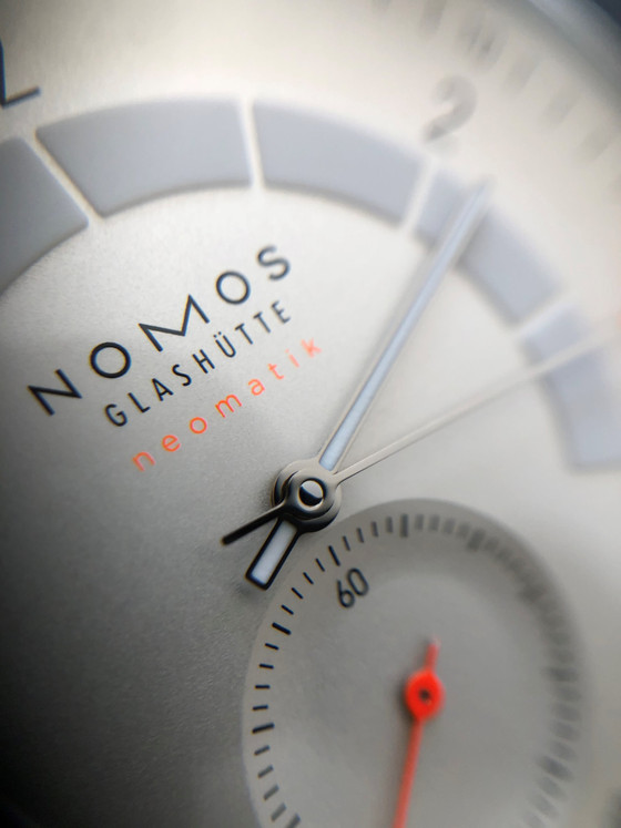 Life in the fast lane: The Nomos Autobahn