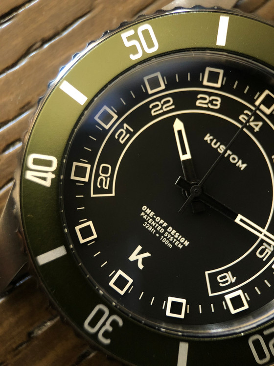 The Lego of watch collecting - Kustom Watches Mark I