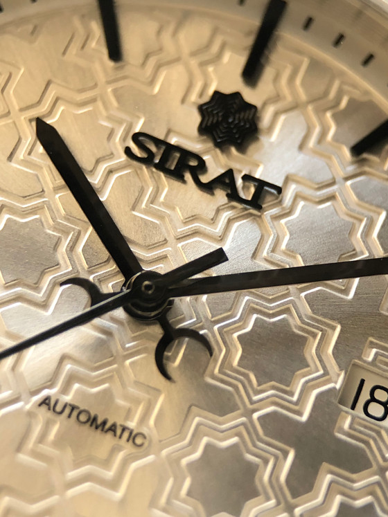 Can watches be considered art pieces?: The Sirat Tessellation