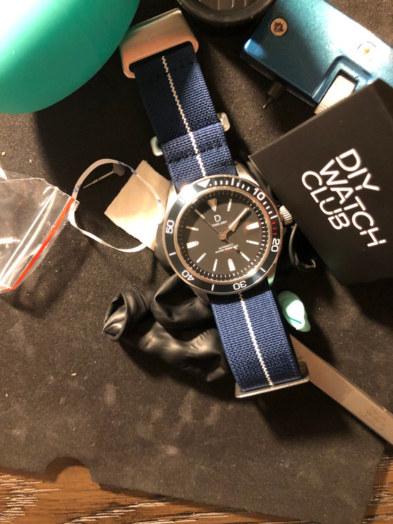 Making your own watch - the DWC kit