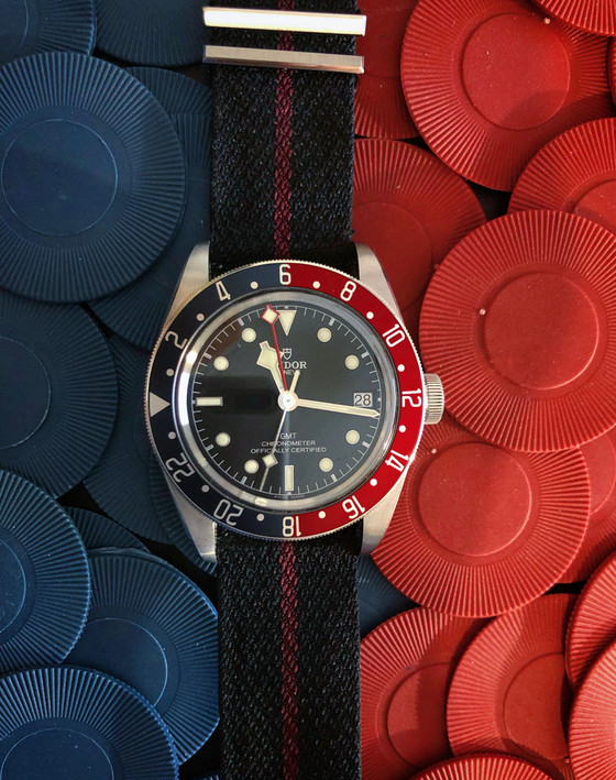 Sorry Tudor your GMT is perfect .. Almost ( Date wheel Issues)