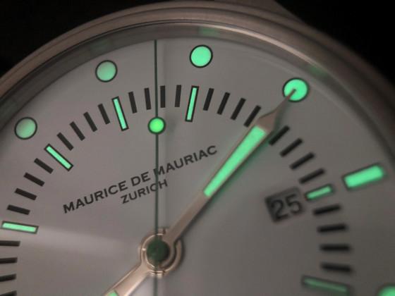Game, set and match : the Maurice de Mauriac Stan Smith signature watch