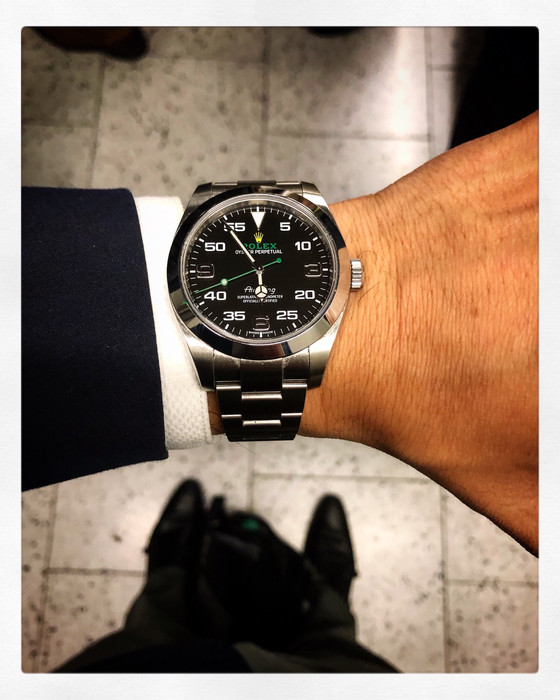 The Air-King: when Rolex gives us what we want and we are still not happy