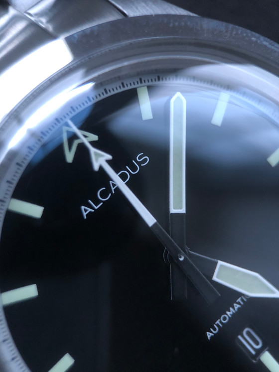 Symmetry is the key : the Alcadus Opus 39