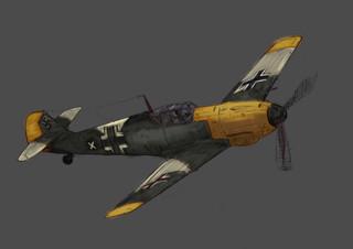 Messerschmitt ME109