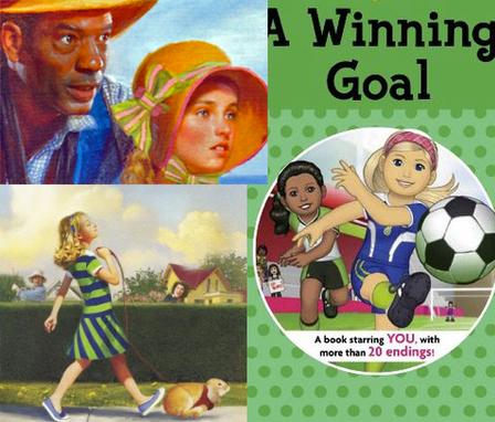 Kids Book Art Direction