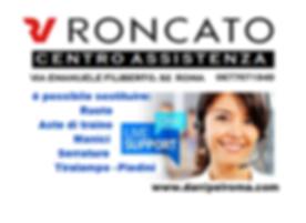 assistenza_Roncato_Roma