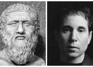 Plato Heard the Sound of Silence