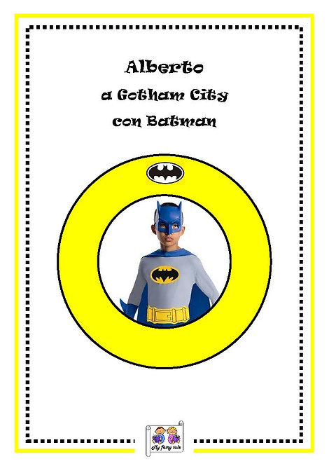 A GOTHAM CITY CON BATMAN