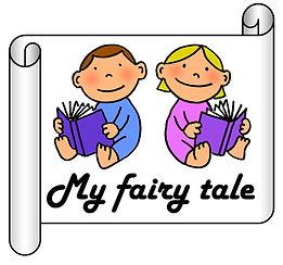 Logo Favole Personalizzate - My Fairy Tale