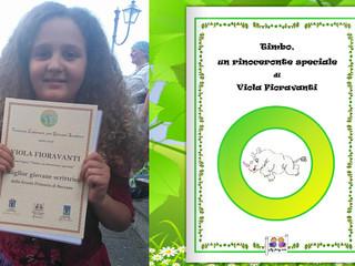 La favola scritta da Viola Fioravanti, alunna della Scuola Primaria di Baccano