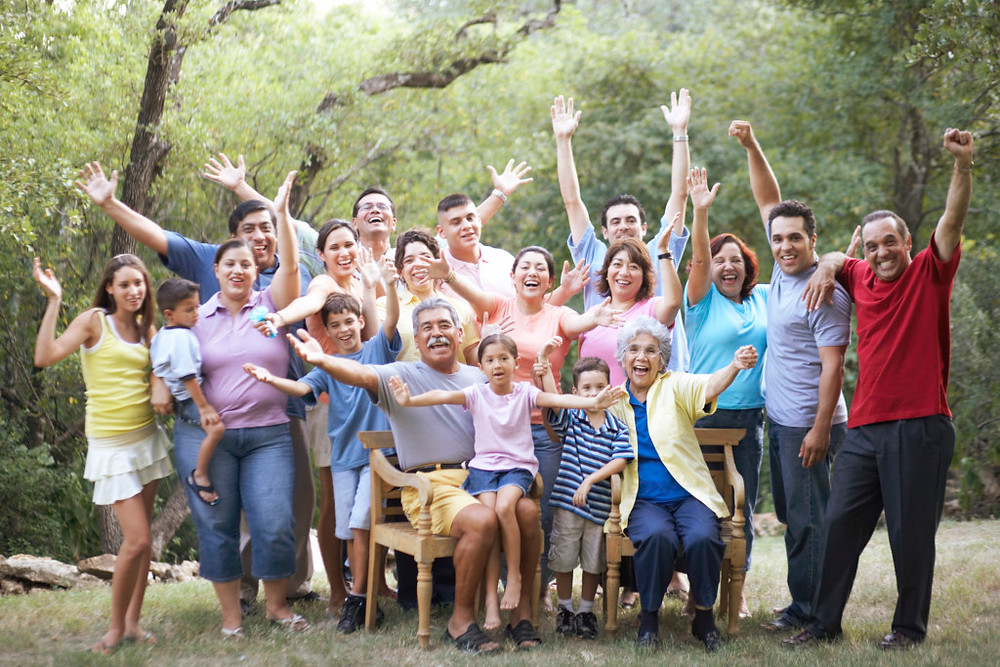 Favole personalizzate - famiglia allargata