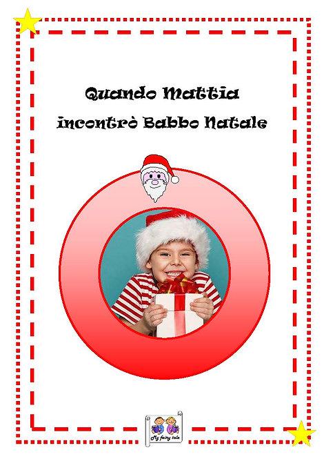 QUANDO INCONTRO' BABBO NATALE