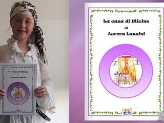 La favola scritta da Aurora Lazzini, alunna della Scuola Primaria di Romito